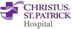 CHRISTUS St Patrick Hospital Logo