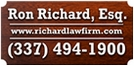 Ron Richard Law Firm logo