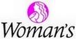 Womans Hospital logo